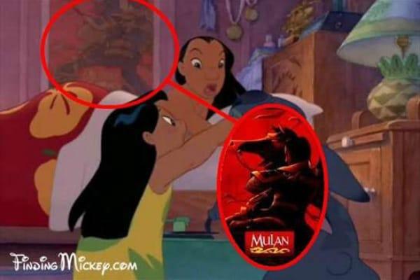 Trova il personaggio intruso Disney nei cartoni animati Disney!