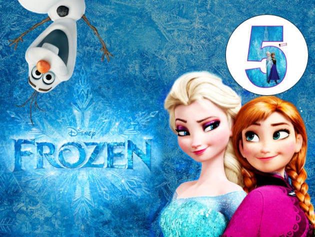 5 motivi per cui Frozen piace così tanto.[spiegacelo anche tu!]
