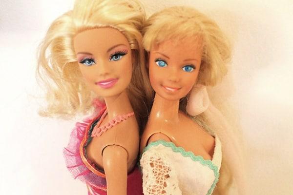 Barbie di ieri, Barbie di oggi. 9 marzo: buon compleanno!