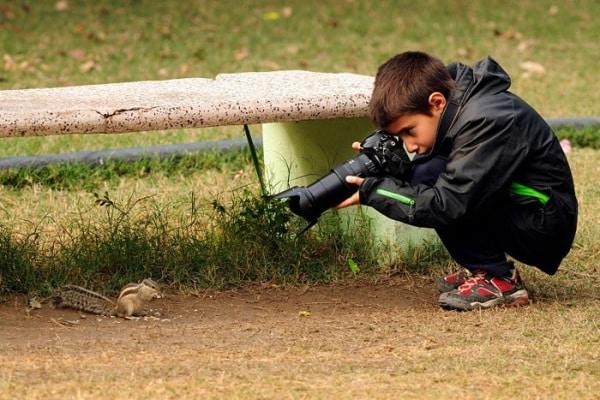 Carlos, 9 anni ed è il miglior fotografo del 2014