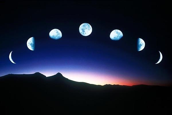 Perché dalla Terra si vede sempre la stessa faccia della Luna?