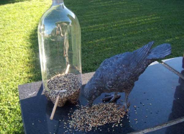 Elegant Fai Da Te   Come Fare Una Mangiatoia Per Gli Uccelli