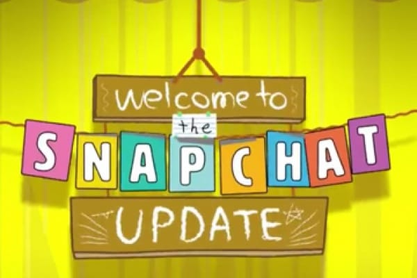 Le novità di Snapchat: dalla chat 2.0 alle emoticon