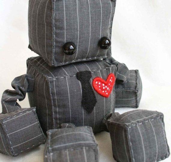 Robotini speciali: chi l'ha detto che i robot non hanno un cuore?
