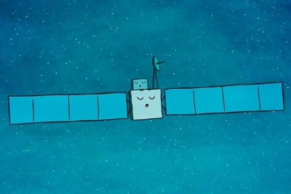 Il fantastico viaggio spaziale di Rosetta