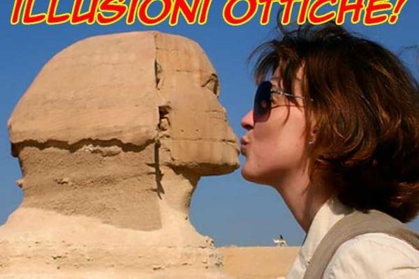 Illusioni ottiche | 9 + 1 strabilianti immagini magiche!