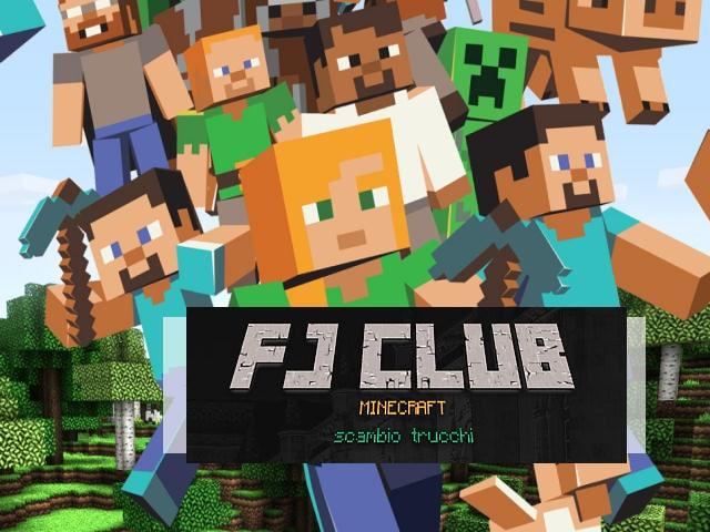 Minecraft club: lo spazio trucchi e suggerimenti!