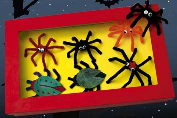Halloween | Fai da te: la collezione di ragni