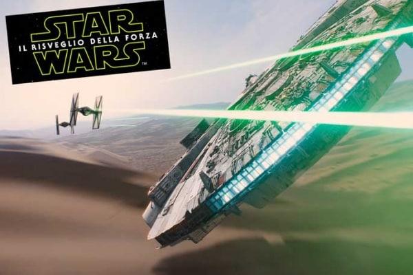 Star Wars – Il risveglio della forza: lo abbiamo visto in anteprima e…