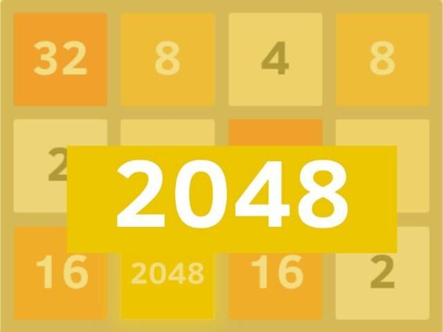 Numeri da capogiro: 2048 fa perdere la testa al mondo!