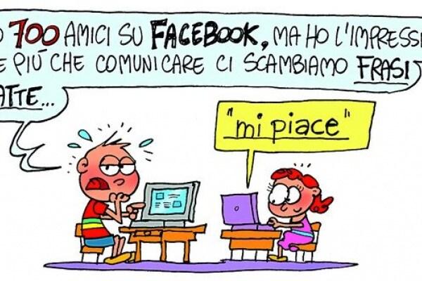Gli amici di Facebook sono veri amici?