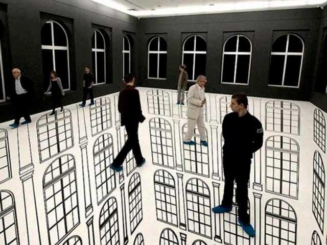 Illusioni ottiche | La stanza delle meraviglie