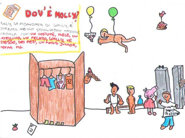 Fatto da voi | Gioca con Molly, la fidanzata di Wally