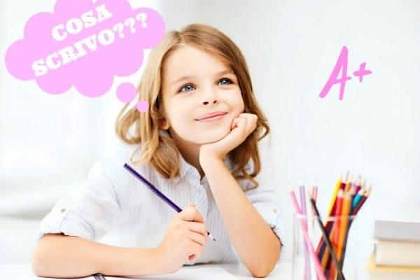 Come scrivere un buon tema in poche mosse