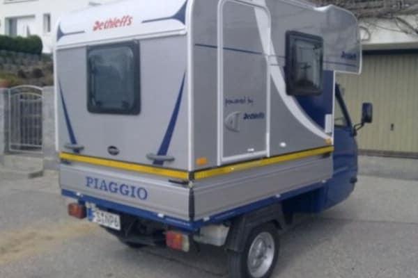 Il camper più piccolo del mondo!