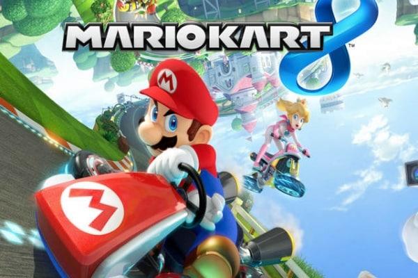 Videogiochi: Mario Kart 8!
