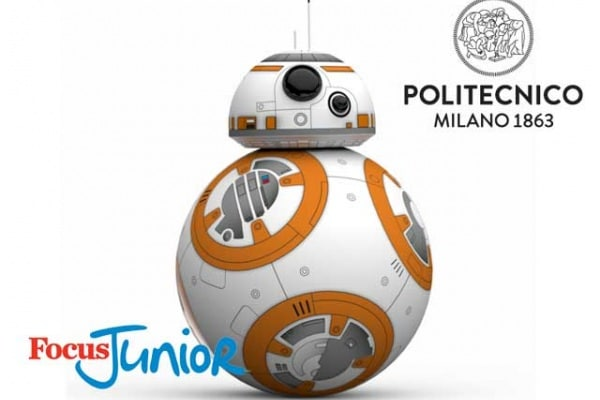 Focusini all'università con il Politecnico di Milano e Focus Junior!