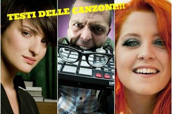Festival di Sanremo 2014, testi delle canzoni: Noemi, Arisa e Frankie Hi-Nrg!