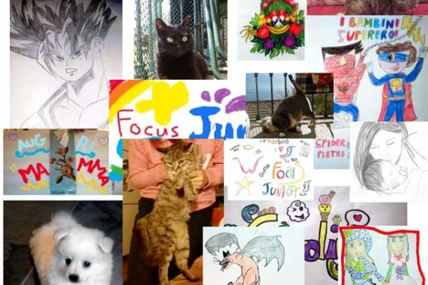 Foto, disegni e altre cose fatte da voi | 21