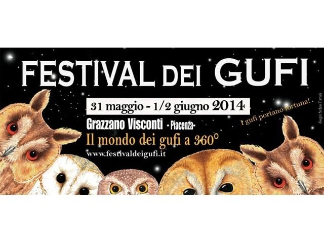 Dal 31 maggio al 2 giugno tutti al festival dei Gufi!
