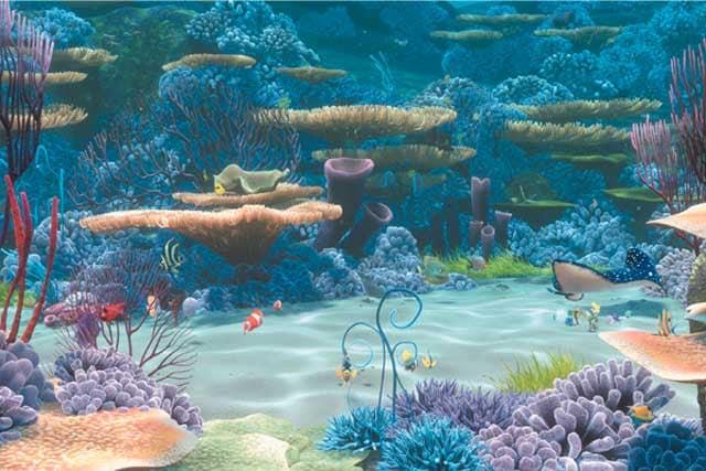 10 curiosit sulla grande barriera corallina focus junior for Pesci con la e