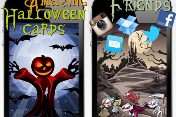 HALLOWEEN: 10 APP gratuite per IOS e Android!