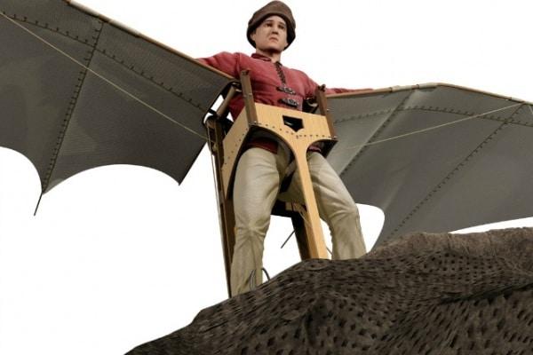 Leonardo: le incredibili invenzioni che sembrano venire dal futuro!