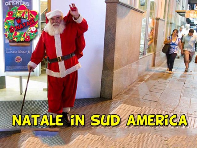 Lavoretti Di Natale Wikipedia.Il Natale Nel Mondo Le Tradizioni In Sud America Focus Junior