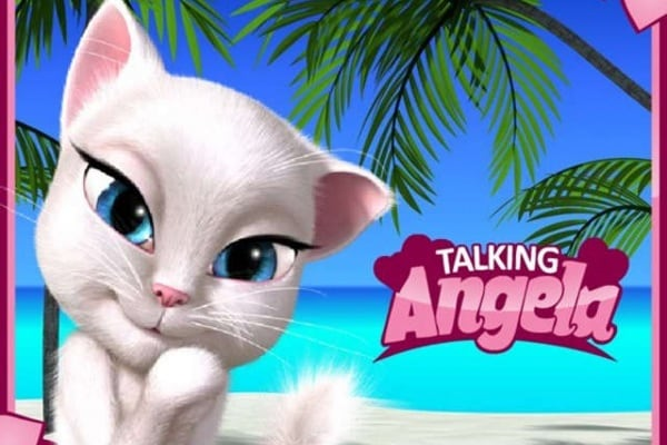 """Talking Angela"" è pericoloso? e ""talking Tom""?"