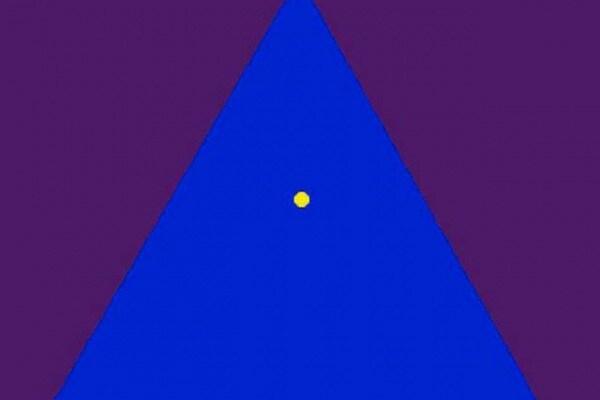 Illusioni ottiche | Il triangolo magico!