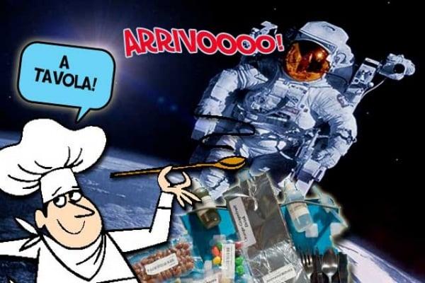 Curiosità scientifiche | Cosa mangiano gli astronauti nello spazio, e usano la forchetta?