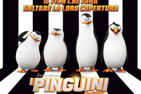 Al cinema | I pinguini di Madagascar