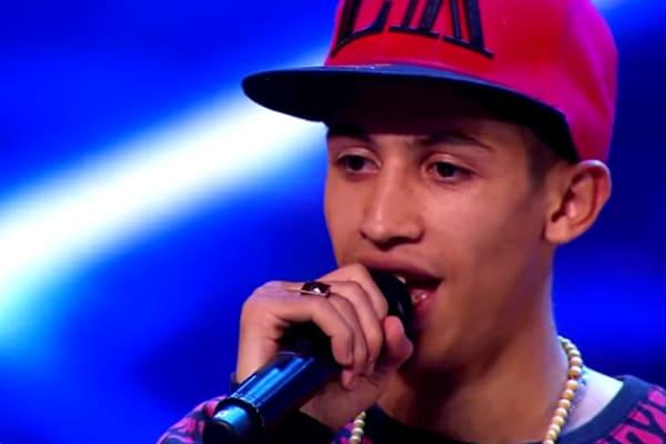 Isam, il beatbox di Italia's Got Talent!