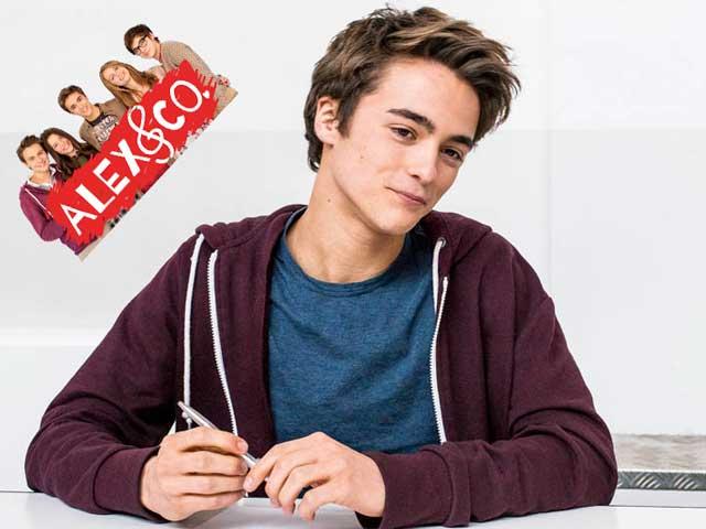 Leonardo Cecchi | Musica e… ginnastica per la star di Alex e Co.