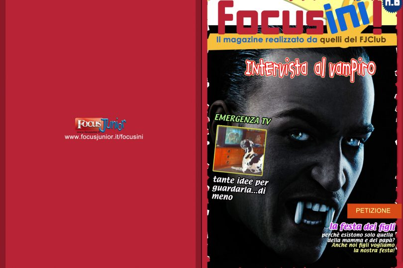 FOCUSINI n.6: il giornale fatto da quelli del FJClub