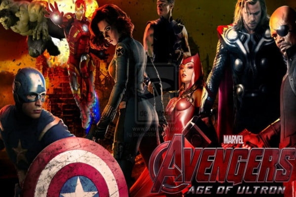 Cinema: Oggi esce Avengers 2 Age of Ultron!