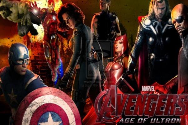 Cinema: Oggi esce Avengers 2 Age of Ultron!