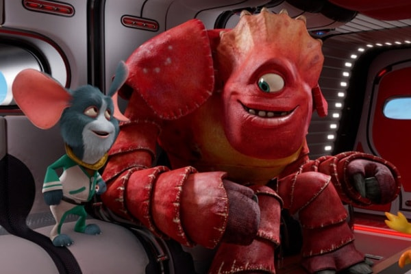 Al cinema | Fuga dal pianeta Terra!