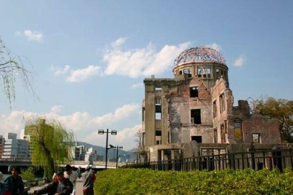 Hiroshima e la prima bomba atomica