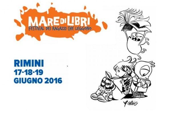 Mare di Libri | A Rimini il festival dei ragazzi che leggono