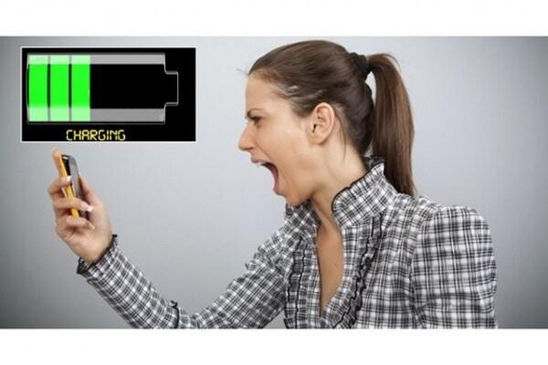 Il tuo smart è scarico? urla per ricaricarlo!