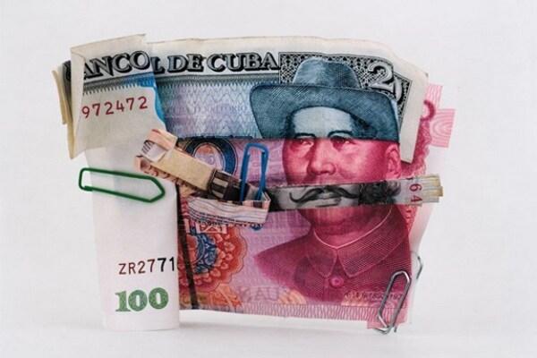 Ritratti con le banconote