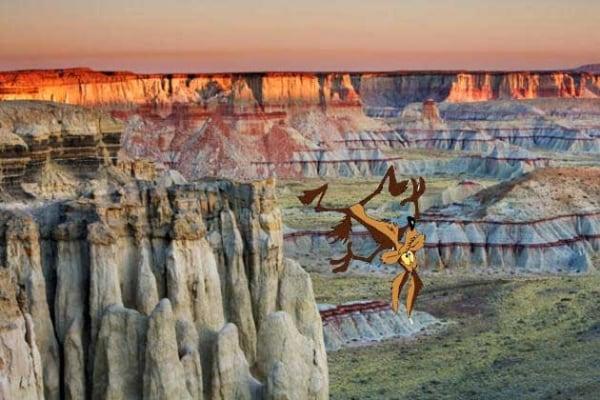 Qual è il canyon più profondo del mondo?