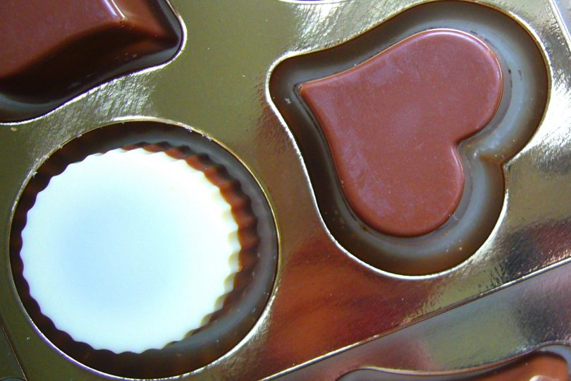 Cioccolatini innamorati