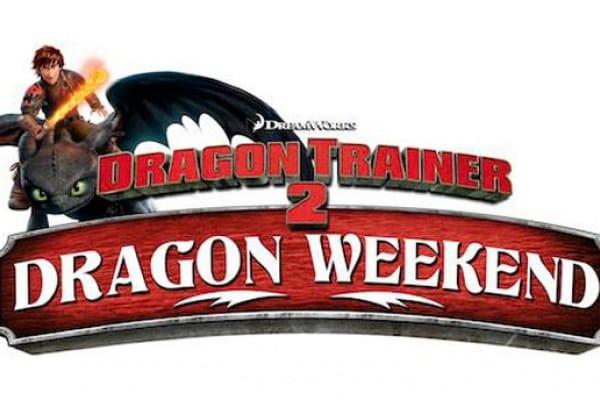 È in arrivo il Dragon Weekend!