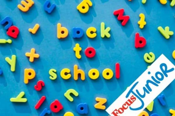 La super guida di Focus Junior al primo giorno di scuola