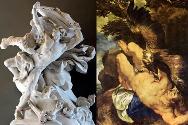 Miti greci | Prometeo, il gigante che amava l'umanità – 2a parte