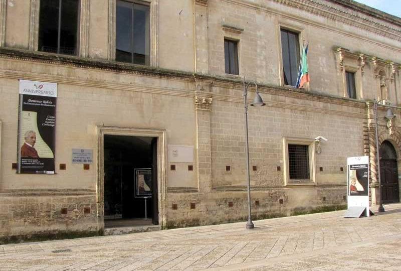 Il museo archeologico nazionale Domenico Ridola a Matera