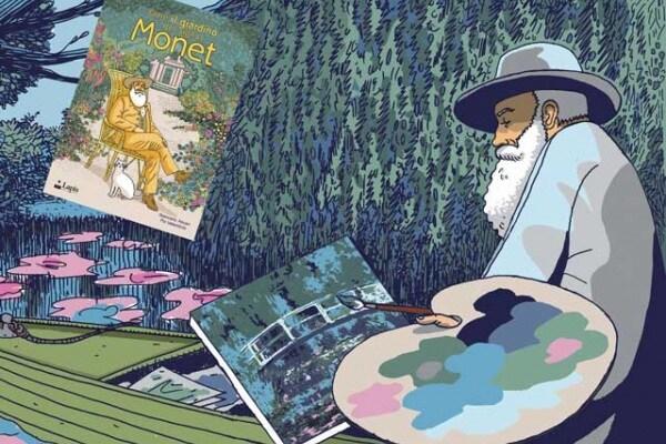 Oltre il giardino del Signor Monet, il libro
