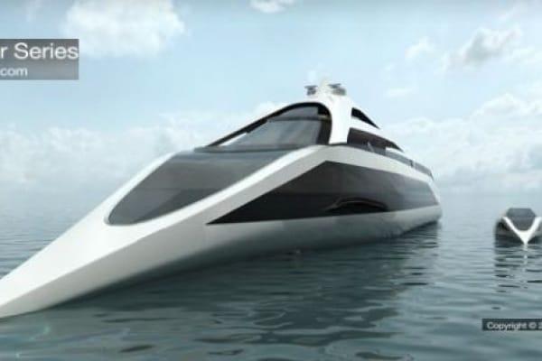 La barca volante!